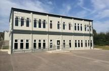 2 storey classroom