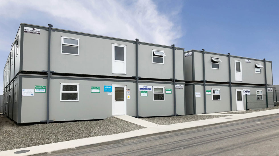 Masterkabin | Leading provider of new and used modular buildings and