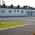 Modular classroom for St. Johns, Limerick