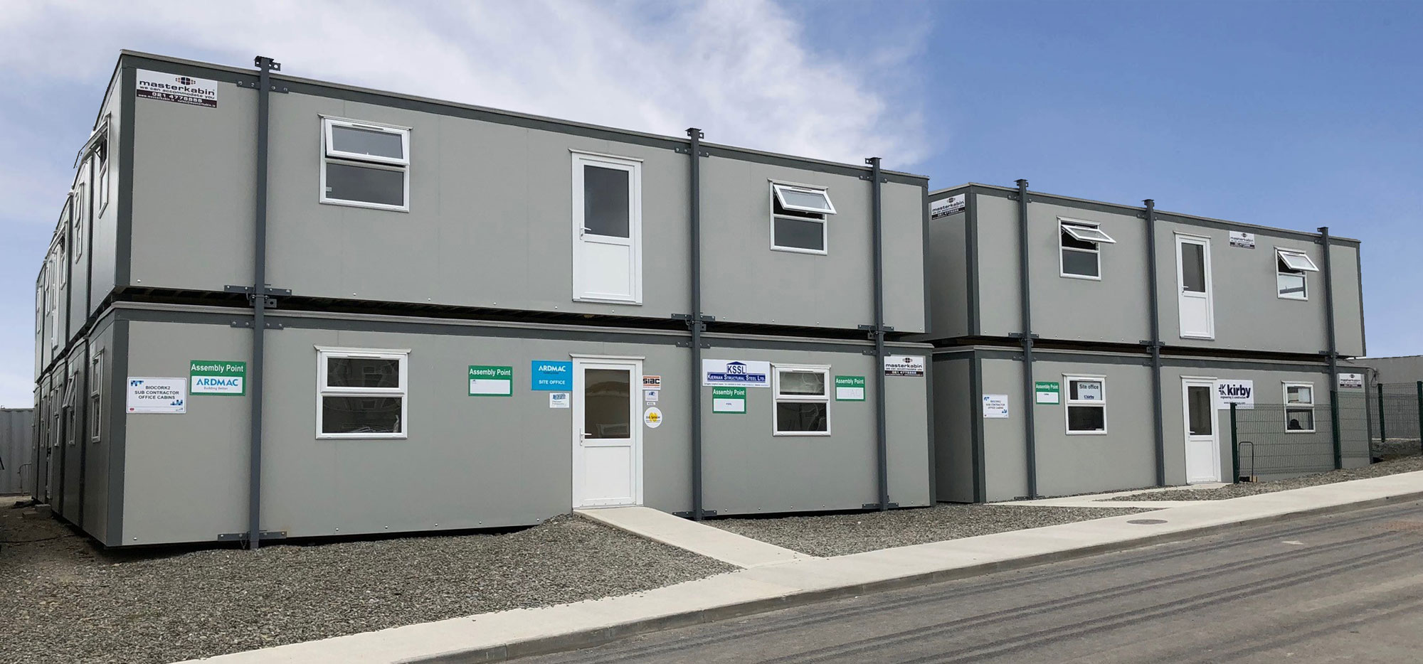 Masterkabin Leading Provider Of New And Used Modular Buildings And Portable Cabins