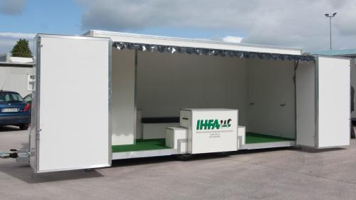 Mobile Exhibition Unit